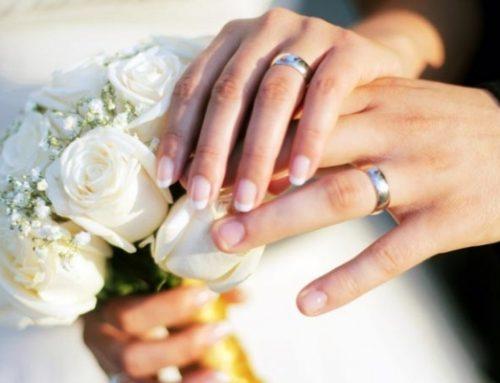 Publicație de căsătorie
