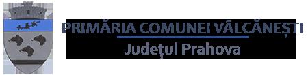 Primaria Vâlcănești Logo